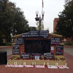 Memorial at USC