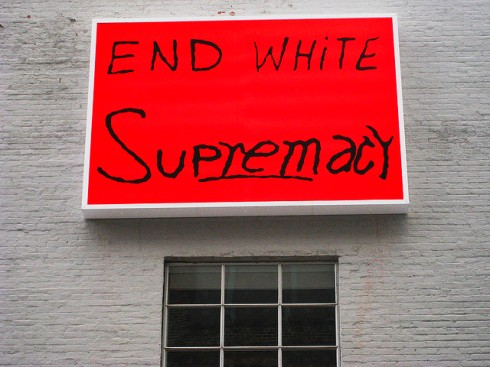 AWW White Supremacy